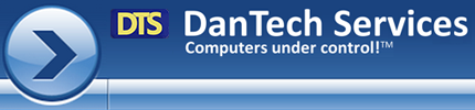 DanTech Services, Inc. Logo